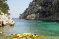 Kayak de mer  pour mon séminaire à Marseille | Séminaire | idée séminaire | voyage d'affaires | activité séminaire | Incentive | séminaire festif | collègues | congrès | colloque | meeting | conférence