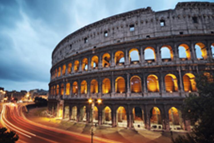 Vrijgezellenfeest in Rome