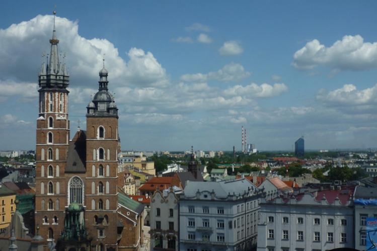 Addio al celibato a Cracovia